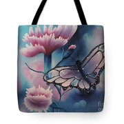 Butterfly Series 6 Tote Bag