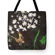Butterfly Sprig Tote Bag