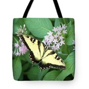 Butterfly - Swallowtail Tote Bag