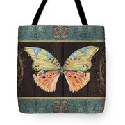Butterfly Tapsetry-jp2197 Tote Bag
