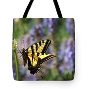 Butterfly Thoughts Tote Bag