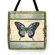 Butterfly Trio-3 Tote Bag