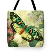 Butterfly Visions-a Tote Bag