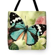 Butterfly Visions-b Tote Bag