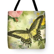 Butterfly Visions-d Tote Bag