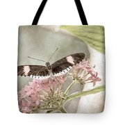 Butterfly Whisper Tote Bag