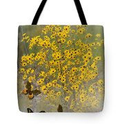 Butterfly's Paradise Tote Bag