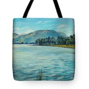 Buttermere Haystacks And Beyond Tote Bag