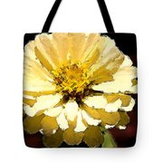Buttermilk Yellow Tote Bag