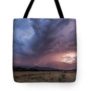 Buttermilks Lightning Strike Tote Bag