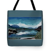 Buttle Lake Tote Bag