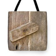 Button Up Tote Bag