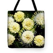 Buttonbush Tote Bag