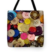 Buttons 670 Tote Bag