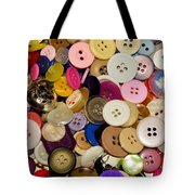 Buttons 671 Tote Bag