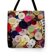 Buttons 678 Tote Bag