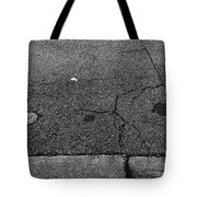 Buttons On The Concrete Tote Bag