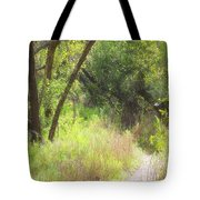 Buttonwood Forest Tote Bag