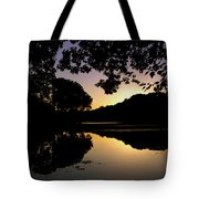 Buttonwood Sunset Tote Bag