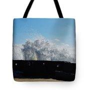Buxton Jetty Splash Hatteras 4 11/22 Tote Bag