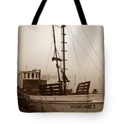 Buy Boat Margaret Tote Bag
