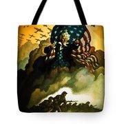 Buy War Bonds Tote Bag