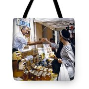 Buying Honey Tote Bag