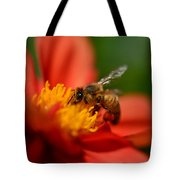 Buzz Is The Word Tote Bag