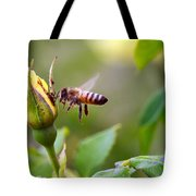 Buzz The Bee Tote Bag