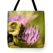 Buzzy Bee Tote Bag