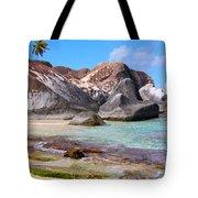 Bvi Paradise Tote Bag