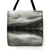 Bw Bear Lake Tote Bag