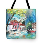 By A French Canal 01 Tote Bag