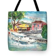 By A French Canal 02 Tote Bag