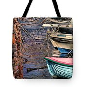 By A Nose Mykonos Greece Tote Bag