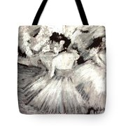 By Degas Tote Bag
