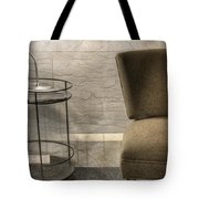 By Lamplight Tote Bag by Margie Hurwich