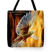 By My Spirit  Tote Bag