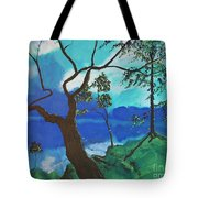 By Still Waters Tote Bag