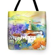 By Teruel Spain 02 Tote Bag