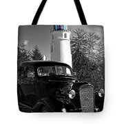 By The Light Tote Bag
