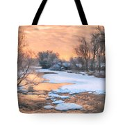 By The Old Mill Tote Bag