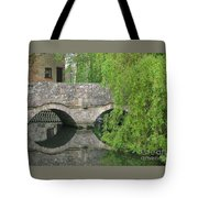 By The Old Mill Stream Tote Bag