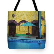 By The Poolside Tote Bag