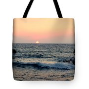 Come Down To The Sea To See The Wonder  Tote Bag