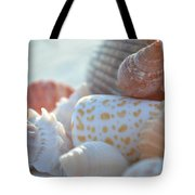 By The Seashore Tote Bag