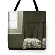 By The Window Tote Bag by Margie Hurwich