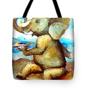 By Tom Kidd Tote Bag