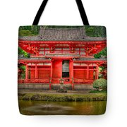 Bydo-in Temple 2 Tote Bag
