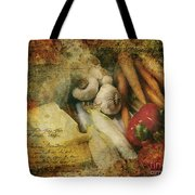 Bygone Moments Tote Bag